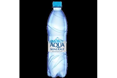 Аква Минерале негазированная 0,5 л