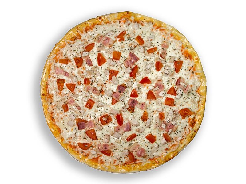 Пицца Сливочный цыпленок